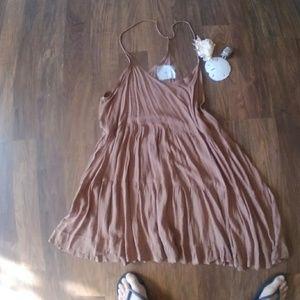 Acacia swimwear dress Havana